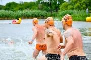 Zawody pływackie ponownie na Jeziorku Czerniakowskim