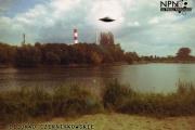 Kosmici nad Jeziorkiem Czerniakowskim