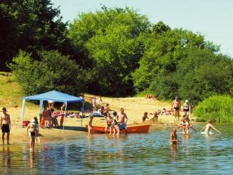 Można się bezpiecznie kąpać w Jeziorku Czerniakowskim