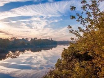 TYLKO U NAS: Raport SGGW - Wysychanie Jeziorka Czerniakowskiego radykalnie przyspieszyło